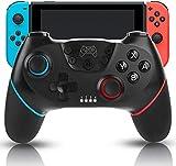 Mando Inalámbrico Para Nintendo Switch Sendowtek Gamepad Para Switch Lite Mando Joy Con Con Función Turbo Vibración Dual Compatible Con Todos Los Juegos De Switch