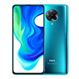 Xiaomi Poco F2 Pro 5G - Smartphone De 6.67' (Super Amoled Screen, 1082 X 2400 Pixels, Qualcomm Sm 8250 Snapdragon 865, 4700 Mah, Quad Camera, 8 K Video, 6 Gb/128 Gb Ram), Neon Blue [Versión Española]