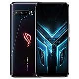 Asus Rog Phone 3 Strix 16,7 Cm (6.59') 8 Gb 256 Gb Sim Doble 5G Usb Tipo C Negro Android 10.0 6000 Mah Rog Phone 3 Strix, 16,7 Cm (6.59'), 8 Gb, 256 Gb, 64 Mp, Android 10.0, Negro