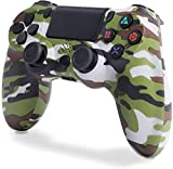 Vinsic Mando Ps4, Inalambrico Mando Para Ps4 - Gamepad Para Ps4/ Ps4 Pro/ Ps4 Slim/ Pc/ Laptop