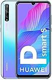 Huawei P Smart S - Smartphone Con Pantalla Oled De 6.3' (4Gb De Ram + 128Gb De Rom, Cámara Triple Ia De 48Mp, Lente Ultra Gran Angular, Huella Digital En Pantalla, 4000 Mah) Color Azul