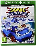 Xbox1 - Sonic & Sega All-Stars Racing Transformed (Xbox 360)