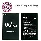 Flexiphone Batería Nueva Wiko 2000 Mah 7,6 Wh 3,8 V Tipo 3702 Para Wiki Lenny 3 Y Jerry