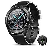 Elegiant Smartwatch, Reloj Inteligente Ip68 Con Pantalla Táctil De 1.3'', Pulsera Actividad Inteligente Hombre Para Deporte, Monitor De Actividades, Podómetro, Cronómetros, Compatible Con Ios Android