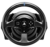 Thrustmaster T300 Rs - Volante - Ps4 / Ps3 / Pc - Force Feedback - Motor Brushless De Clase Industrial - Licencia Oficial Playstation