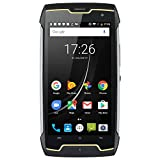 Cubot King Kong Mini 4G Dual Sim Telefono Móvil Libre Antigolpes Ip68 4.0 Pulgadas, 3Gb Ram Y 32Gb Rom, Android 9.0, 2000Mah Batería Type-C, Resistentes Dual Cámara 13Mp+8Mp Smartphone (Naranja)