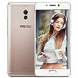 Meizu M6Note - Smartphone De 5.5' (Snapdragon Octacore Ram De 3 Gb, Memoria Interna De 3 Gb, Cámara De 12 Mp, Android) Color Dorado