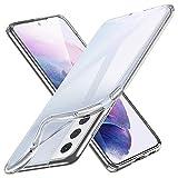 Esr Funda Transparente Compatible Con Samsung Galaxy S21 Plus 5G (6.7 Pulgadas) (2021) Funda Delgada,blanda Y Flexible De Polímero Transparente,serie Project Zero,transparente