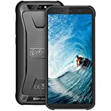 Móvil Resistente 4G, Blackview Bv5500Plus Android 10.0 Smartphone(2020), 5.5' Hd+ Pulgadas, 32Gb+ 3Gb(Sd 128Gb), 4400Mah Batería, 8Mp+5Mp, Ip68 Telefono Movil Antigolpes, Dual Sim/gps/nfc/face Id
