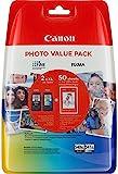 Canon Pg-540Xl+Cl-541Xl Cartucho De Tinta Original Bk Xl+Tricolor Xl Para Impresora De Inyeccion De Tinta Pixma Ts5150,5051-Mx375,395,435,455,475,515,525,535-Mg2150,2250,3150,3250,3550,3650,4150,4250